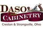 Daso Custom Cabinetry Logo