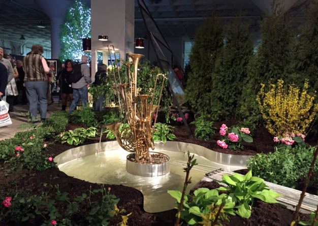 ... Big Home + Garden Show, Presented By Carrier. Explore Cleveland  Rocks Themed Gardens, Created By Some Of Northeast Ohiou0027s Top Landscapers.